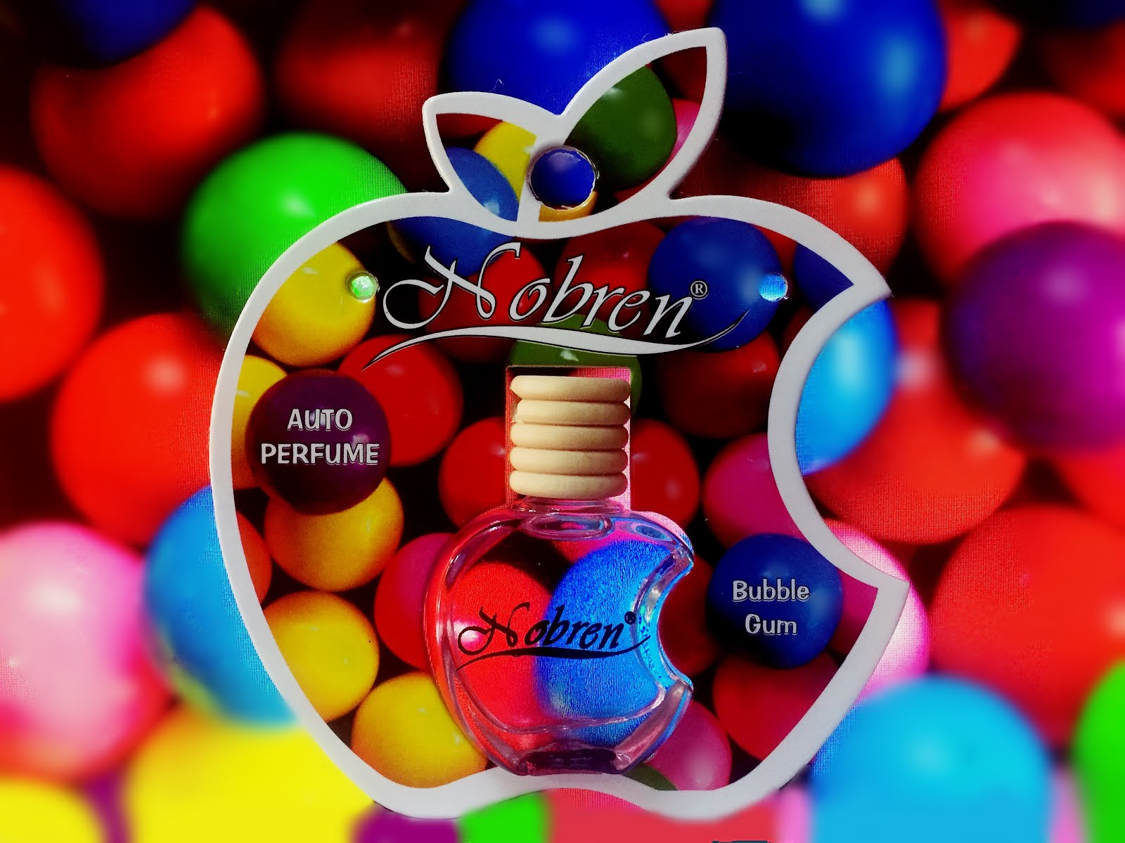 Drive Shop24de Autoduft Bubble Gum Fruchtiger Kaugummi Geruch
