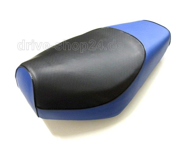 drive sitzbank in blau schwarz design f r cpi. Black Bedroom Furniture Sets. Home Design Ideas
