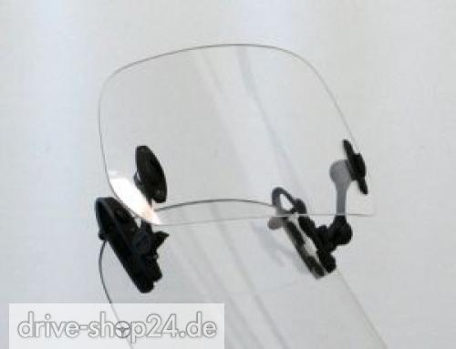 motorrad windschild spoiler