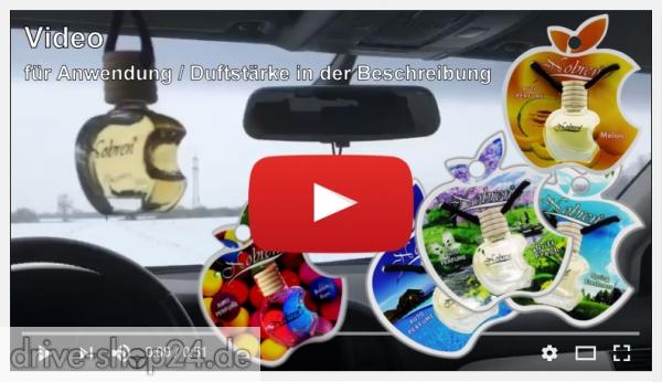 Drive Shop24de Autoduft Melone Nobren Auto Parfüm Raumduft