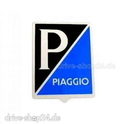 Drive Shop24de Piaggio Plakette Emblem Aufkleber