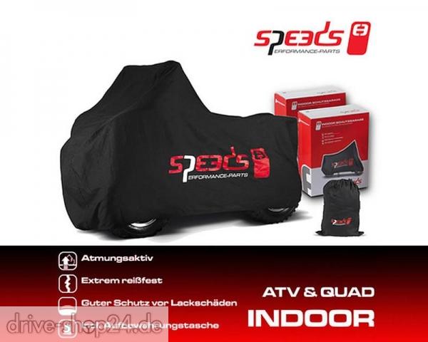 drive speeds abdeckplane indoor quad garage. Black Bedroom Furniture Sets. Home Design Ideas