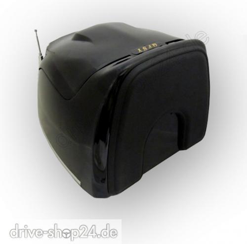 drive topcase f r retroroller koffer rear. Black Bedroom Furniture Sets. Home Design Ideas